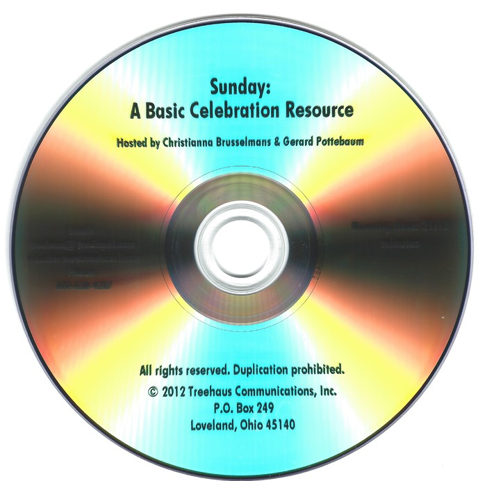 DVD Sunday A Celebration Resource