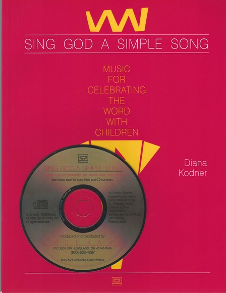 SING GOD SIMPLE SONG Vol 1 w CD